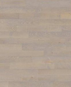 Junckers 2-Strip Beech Oyster Grey Flooring overhead
