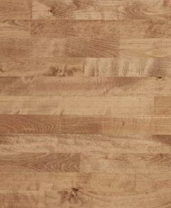 Junckers 2-Strip Beech Raw Sugar Flooring overhead