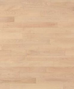 Junckers 2-Strip Nordic Beech Flooring overhead