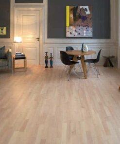 Junckers 2-Strip Nordic Beech Flooring second