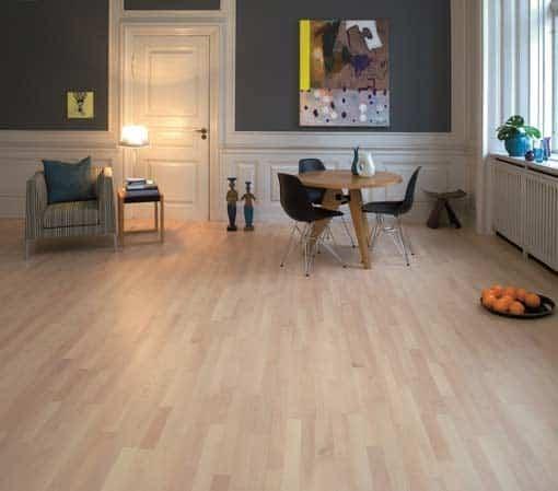 Junckers 2 strip nordic beech flooring wood flooring for Beech wood floors