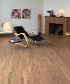 Junckers 2-Strip Nordic Oak Flooring