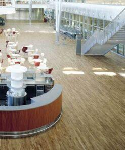 Junckers 2-Strip Oak Flooring