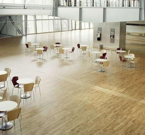 Junckers 2 Strip Oak Flooring image 2