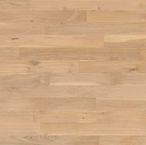 Junckers 2 Strip Oak Natural Pearl Flooring overhead