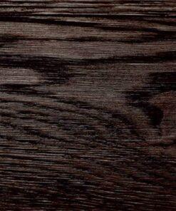 Junckers 2-Strip Textured Black Oak Flooring