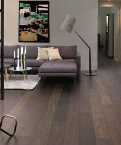 Junckers Plank Black Oak Boulevard Flooring