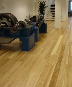 Junckers Plank Dark Ash Flooring