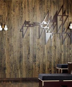 Junckers Plank Desert Gold Textured Oak Flooring