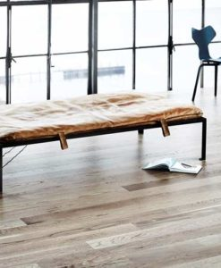 Junckers Plank Driftwood Grey Oak Flooring