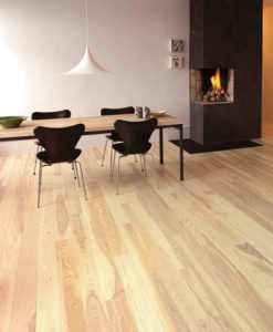 Junckers Plank Nordic Dark Ash Flooring