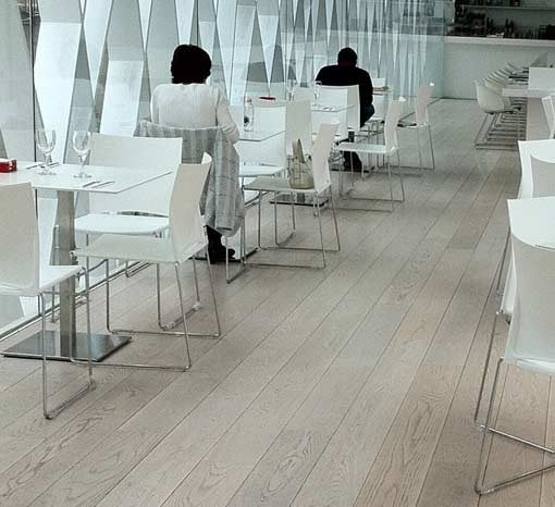 Junckers Plank Nordic Oak Boulevard Flooring