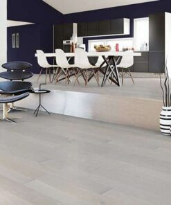 Junckers Plank Nordic White Plus Oak Flooring