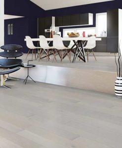 Junckers Plank Nordic White Plus Oak Flooring