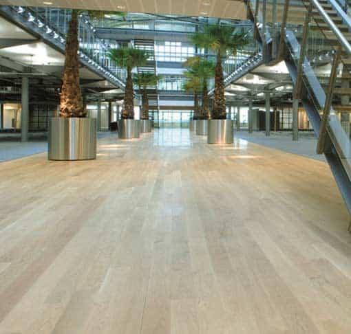 Junckers Plank Oak Flooring