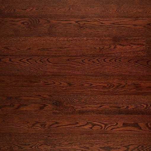 Junckers Plank Smooth Rum Oak Flooring