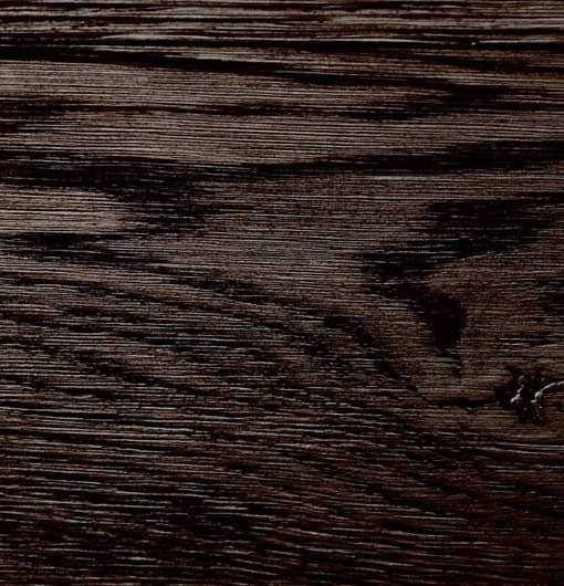 Junckers Plank Textured Black Oak Flooring