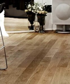 Junckers Plank Textured Oak Flooring