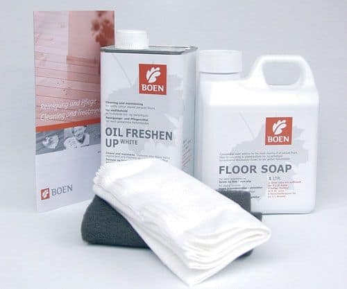Boen Care And Cleaning Kit