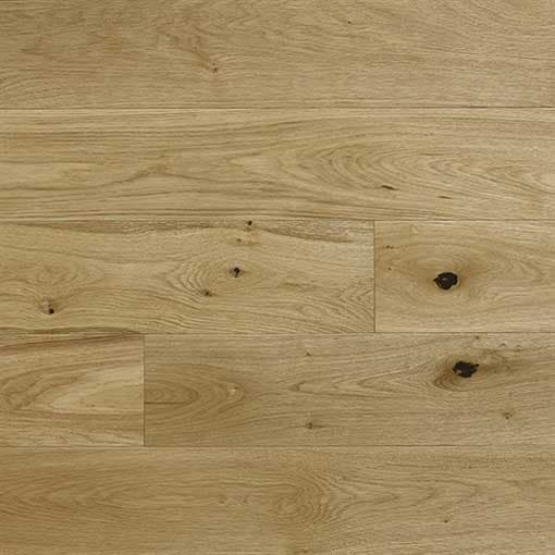 Caledonian Rustic Engineered Oak Click Floor 148mm Brushed & Oiled 524004
