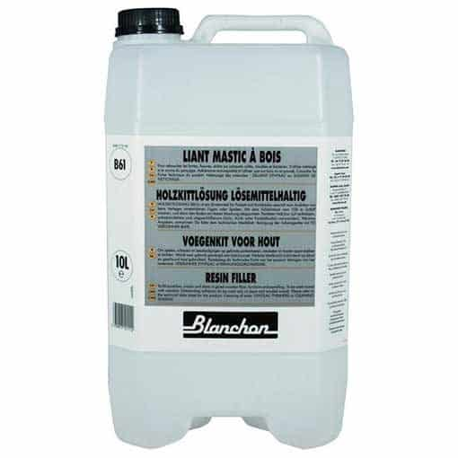 blanchon resin filler 10 litre