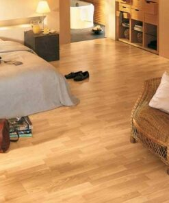 Quick-Step Classic Enhanced Beech 3 Strip Laminate Flooring