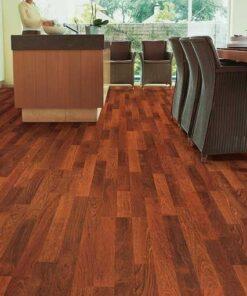 Quick-Step Classic Enhanced Merbau 3 Strip Laminate Flooring