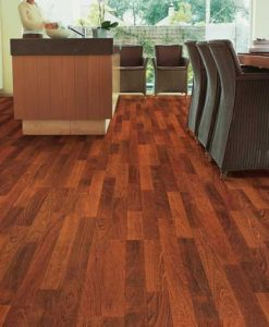 Quick-Step Classic Enhanced Merbau 3 Strip Laminate Flooring