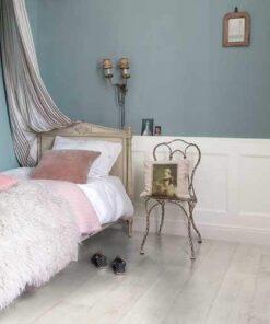 Quick-Step Classic Bleached White Teak Laminate Flooring