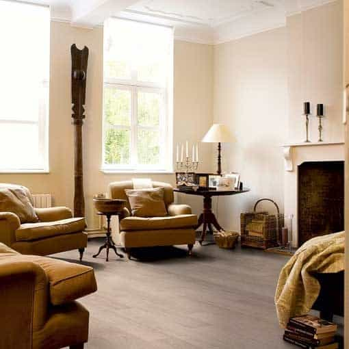 Quick-Step Classic Bleached White Oak Laminate Flooring