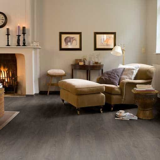 Quick-Step Classic Old Oak Grey Laminate Flooring