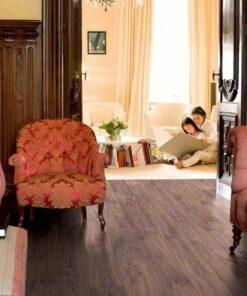 Quick-Step Classic Midnight Oak Brown Laminate Flooring