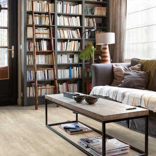 Quick-Step Creo Charlotte Oak Brown Laminate Flooring