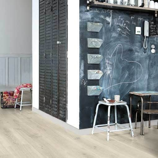 Quick-Step Creo Tennessee Oak Grey Laminate Flooring