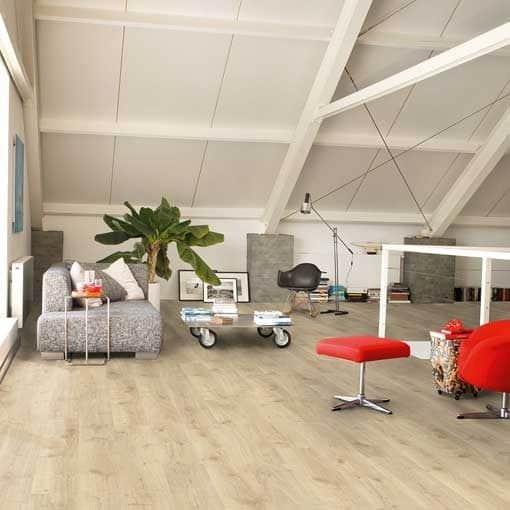 Quick-Step Creo Virginia Oak Natural Laminate Flooring