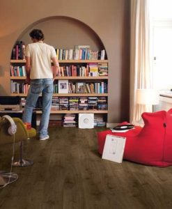 Quick-Step Creo Virginia Oak Brown Laminate Flooring