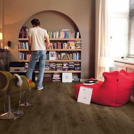 Quick-Step Creo Virginia Oak Brown Laminate Flooring
