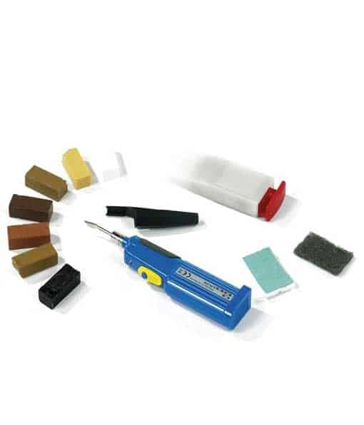 Quick step repair kit wood flooring supplies ltd for Kit reparation parquet