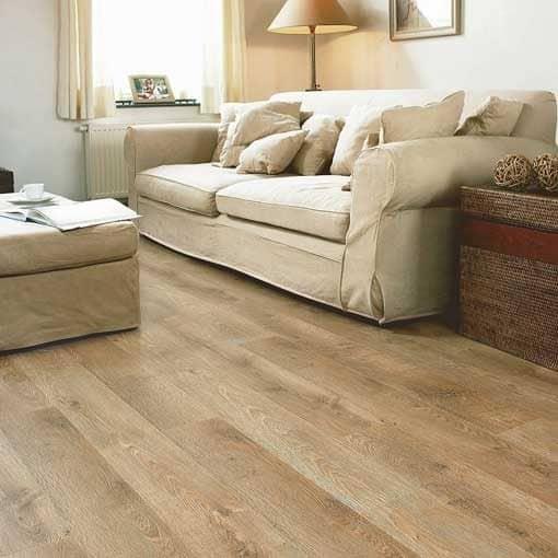 Quick-Step Eligna Old Oak Matt Oiled Laminate Flooring