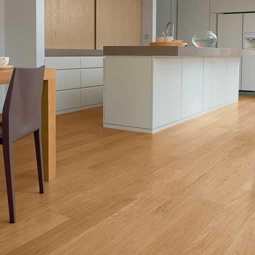Quick Step Eligna Natural Varnished Oak Laminate Flooring Wood
