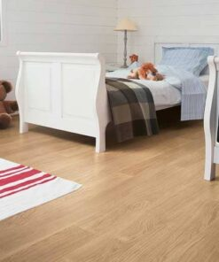 Quick-Step Eligna White Varnished Oak Laminate Flooring