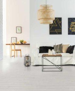 Luvanto Arctic Maple Click Vinyl Flooring