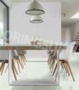Luvanto White Sparkle Click Vinyl Flooring