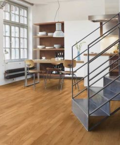 Boen Finesse Oak Rustic Live Pure Lacquered Brushed