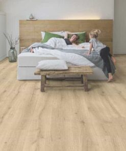 Quick-Step Majestic Desert Oak Light Natural Laminate Flooring MJ3550