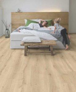 Quick-Step Majestic Desert Oak Light Natural Laminate Flooring MJ3550
