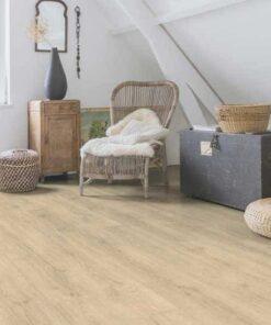 Quick-Step Majestic Woodland Oak Beige Laminate Flooring MJ3545