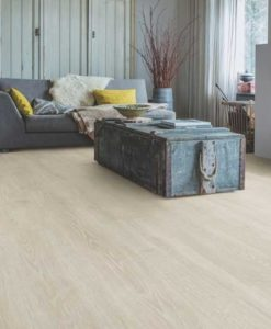 Quick-Step Majestic Woodland Oak Light Grey Laminate Flooring MJ3547