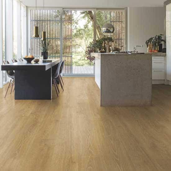 Quick Step Majestic Woodland Oak Natural Laminate Flooring Mj3546