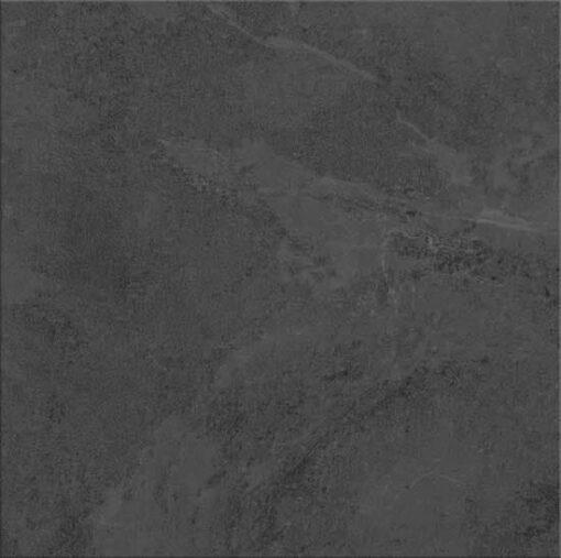 Luvanto Design Black Slate Vinyl Tile Flooring